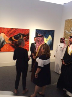ArtBahrain exhibition